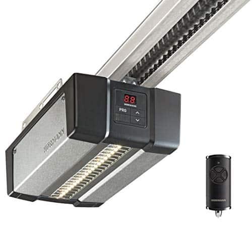 Hörmann Garagentorantrieb SupraMatic P Serie 4 BiSecur Antriebskopf inkl. Handsender HSE4BS und K-Schiene, Bluetooth integriert